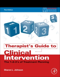 cover of Therapist's Guide to Clinical Intervention - 3rd Edition