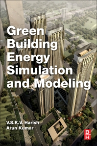 Cover image for Green Building Energy Simulation and Modeling