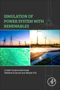 Simulation of Power System with Renewables - 1st Edition - ISBN: 9780128111871