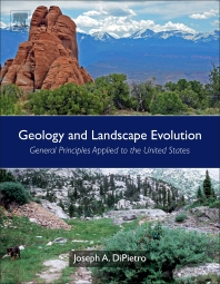 Cover image for Geology and Landscape Evolution