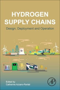 Cover image for Hydrogen Supply Chain