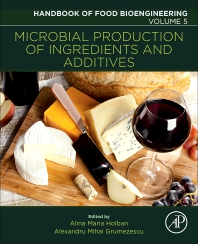Cover image for Microbial Production of Food Ingredients and Additives