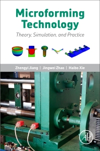 Cover image for Microforming Technology