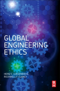Book cover image for Global Engineering Ethics