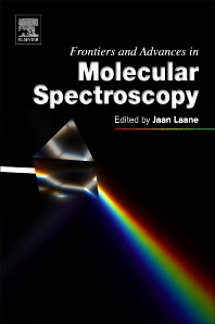 Cover image for Frontiers and Advances in Molecular Spectroscopy