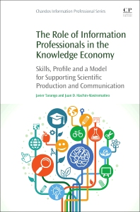 Cover image for The Role of Information Professionals in the Knowledge Economy