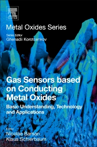 Cover image for Gas Sensors Based on Conducting Metal Oxides