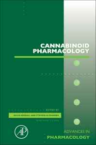 Cover image for Cannabinoid Pharmacology