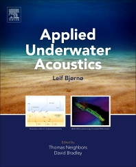 Cover image for Applied Underwater Acoustics