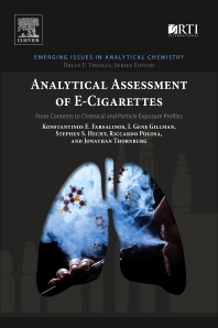 Analytical Assessment of e-Cigarettes - 1st Edition - ISBN: 9780128112410, 9780128112427