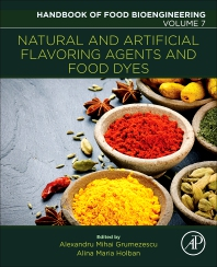 Cover image for Natural and Artificial Flavoring Agents and Food Dyes