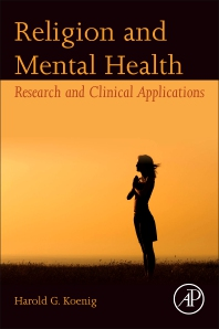 Cover image for Religion and Mental Health