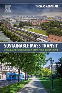 Cover image for Sustainable Mass Transit