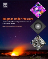 Cover image for Magmas Under Pressure