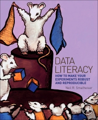 Cover image for Data Literacy