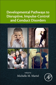 Cover image for Developmental Pathways to Disruptive, Impulse-Control, and Conduct Disorders