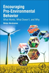 Cover image for Encouraging Pro-Environmental Behaviour