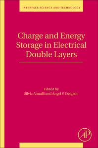 Cover image for Charge and Energy Storage in Electrical Double Layers