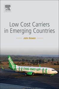 cover of Low-Cost Carriers in Emerging Countries - 1st Edition