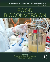 Book cover image for Food Bioconversion, Handbook of Food Bioengineering