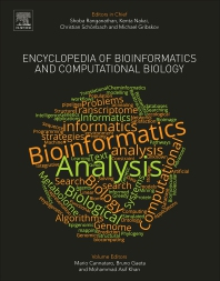 Cover image for Encyclopedia of Bioinformatics and Computational Biology