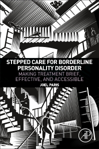 cover of Stepped Care for Borderline Personality Disorder - 1st Edition