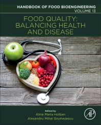 Food Quality: Balancing Health and Disease - 1st Edition - ISBN: 9780128114421, 9780128114940