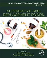 Cover image for Alternative and Replacement Foods