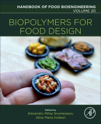 Cover image for Biopolymers for Food Design