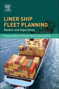 Liner Ship Fleet Planning - 1st Edition - ISBN: 9780128115022, 9780128115039