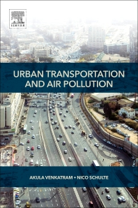 Cover image for Urban Transportation and Air Pollution