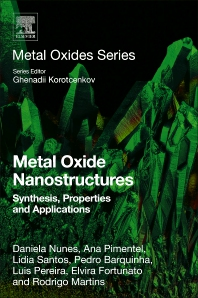 Metal Oxide Nanostructures - 1st Edition - ISBN: 9780128115121, 9780128115053