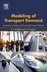 Modeling of Transport Demand - 1st Edition - ISBN: 9780128115138, 9780128115145