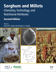 Cover image for Sorghum and Millets