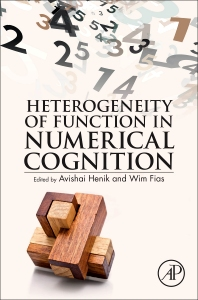 Cover image for Heterogeneity of Function in Numerical Cognition