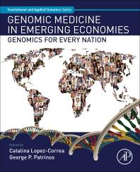 Cover image for Genomic Medicine in Emerging Economies