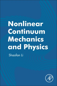 Cover image for Nonlinear Continuum Mechanics and Physics