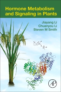 Cover image for Hormone Metabolism and Signaling in Plants