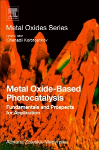 Cover image for Metal Oxide-Based Photocatalysis