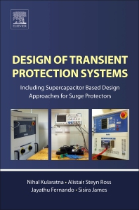 Design of Transient Protection Systems - 1st Edition - ISBN: 9780128116647, 9780128116500