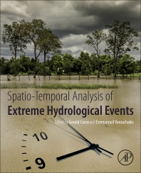 Cover image for Spatiotemporal Analysis of Extreme Hydrological Events