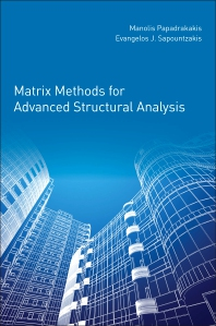 Cover image for Matrix Methods for Advanced Structural Analysis