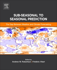 Cover image for Sub-seasonal to Seasonal Prediction