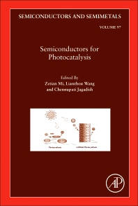 Semiconductors for Photocatalysis - 1st Edition - ISBN: 9780128117279, 9780128117286