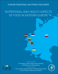Book Series: Nutritional and Health Aspects of Food in Eastern Europe
