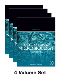 Cover image for Encyclopedia of Microbiology