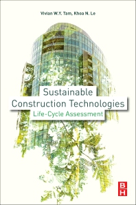 Cover image for Sustainable Construction Technologies