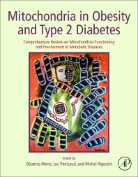 Mitochondria in Obesity and Type 2 Diabetes - 1st Edition - ISBN: 9780128117521, 9780128118597