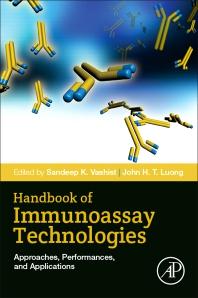 Cover image for Handbook of Immunoassay Technologies