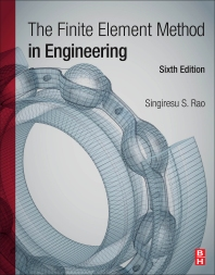 Cover image for The Finite Element Method in Engineering